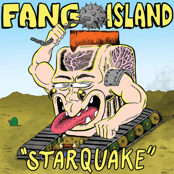 Starquake - Fang Island - Joyful Noise Recordings