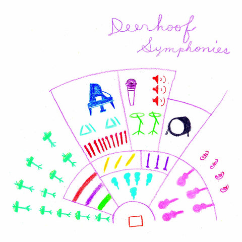 Symphonies - Deerhoof - Joyful Noise Recordings