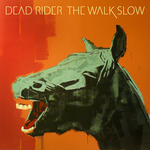 The Walk Slow - Dead Rider - Joyful Noise Recordings