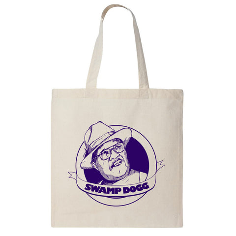 Swamp Dogg Tote