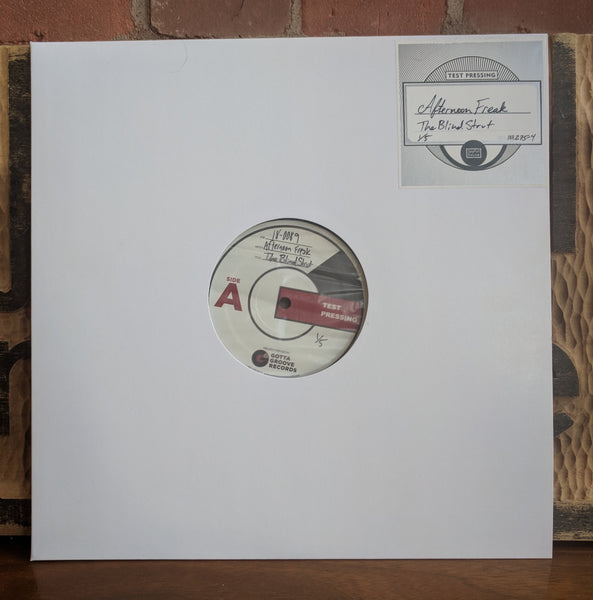 Test Pressing - The Blind Strut [Test Pressing]