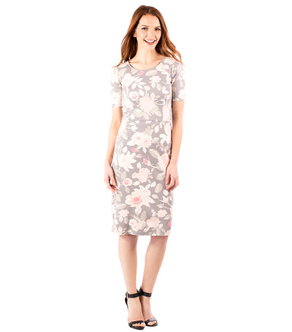 Print & Proper Dress in Spring Florals