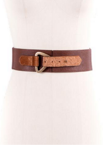 Leather Bound Belt