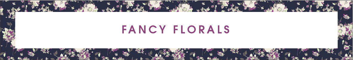 Fancy Floral Header