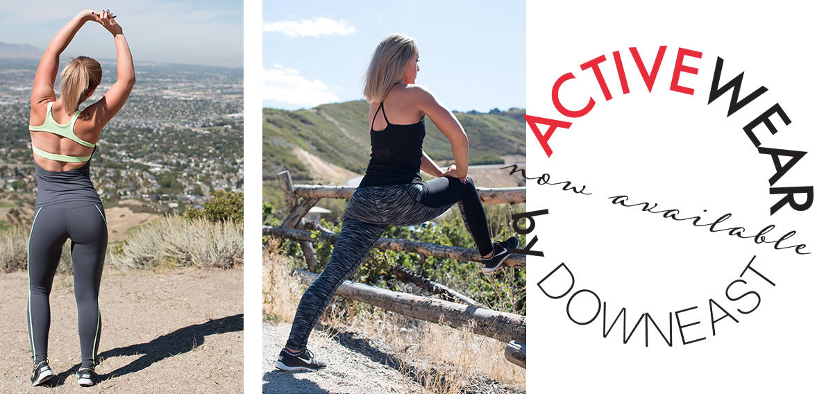 ActiveWear by DownEast - now Available