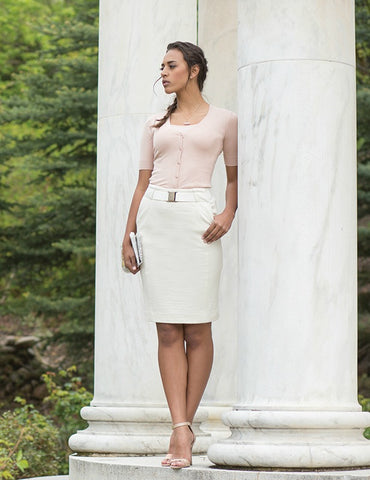 Concrete Jungle Skirt DownEast Basics