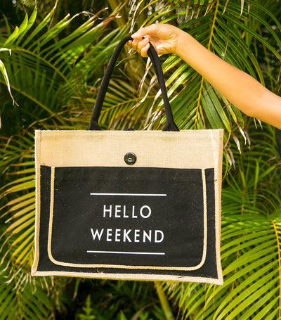 Hello Weekend Shopper