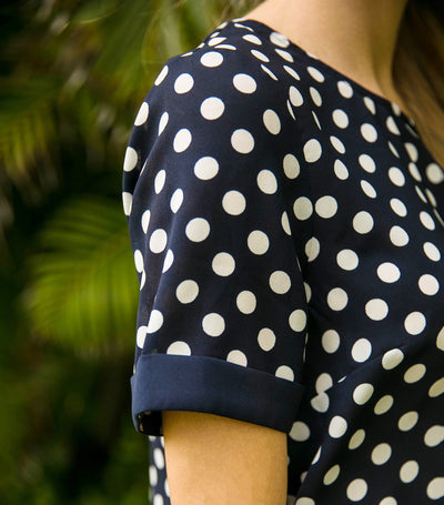 Twin Dot Top