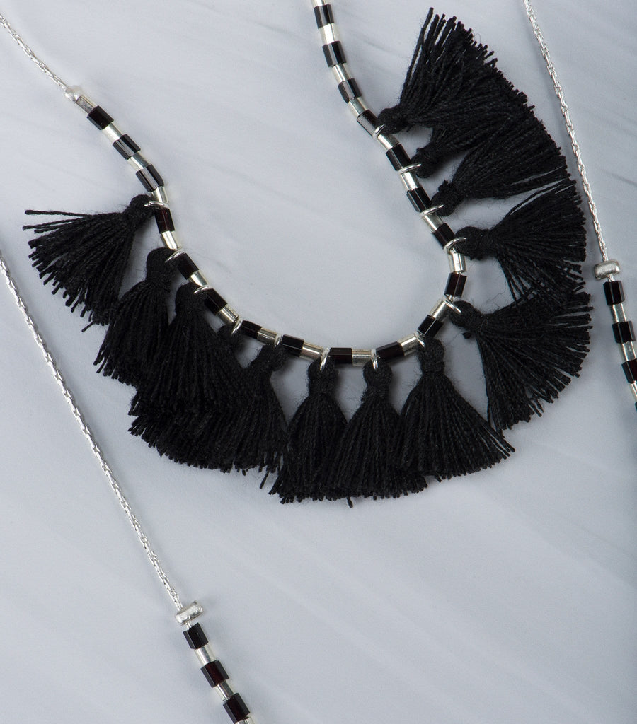 Tassel Temptation Necklace