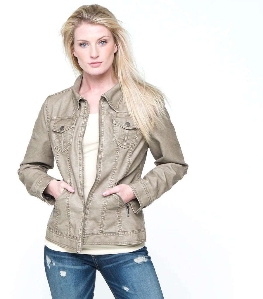 Style Stride Jacket - Gray