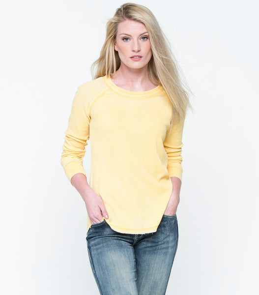 Spring Forward Long Sleeve Top