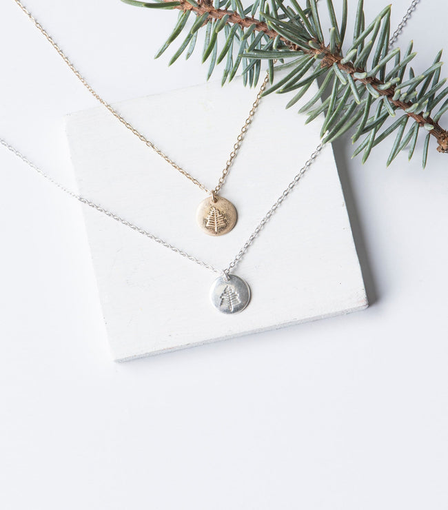 Pine For You Pendant