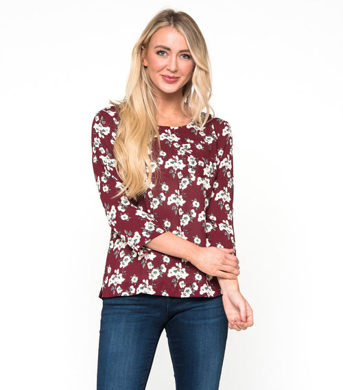 Chest Pocket Blouse