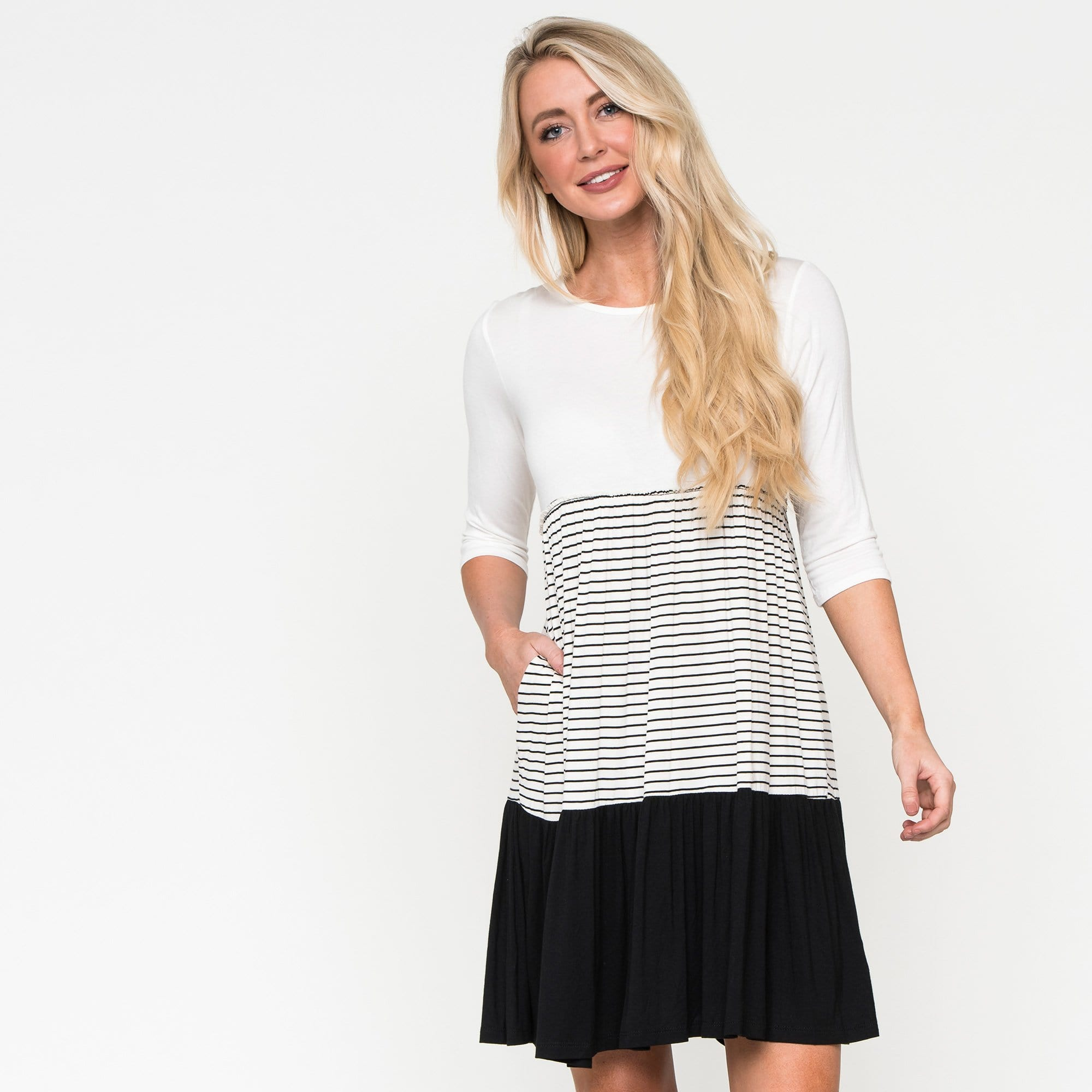 Lovely in Layers Dress