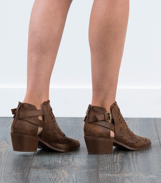 Montana Ankle Boot