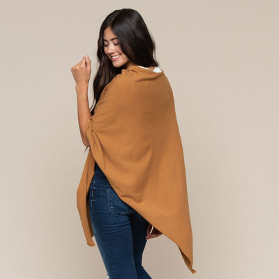 All Year Round Merino Poncho
