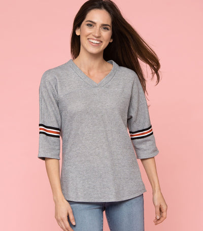 Racing Stripe Top