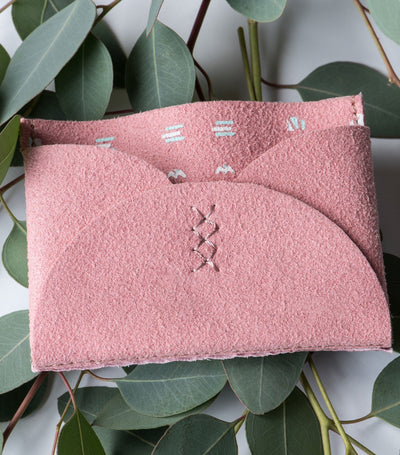 Spring Forward Card Wallet