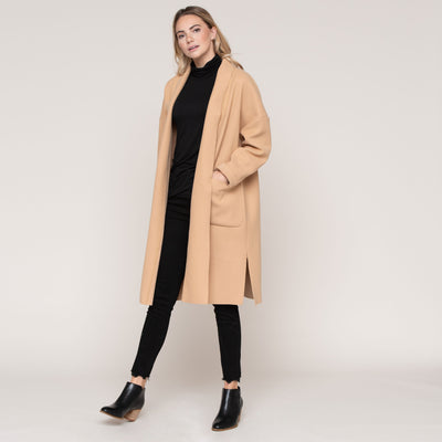 Fall Into Winter Coat