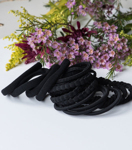Assorted Hair Tie Set