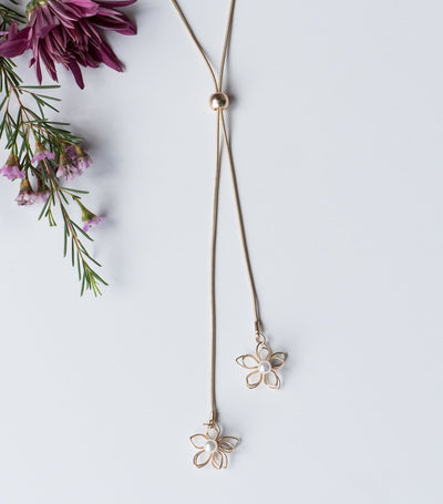 Flower Garden Necklace