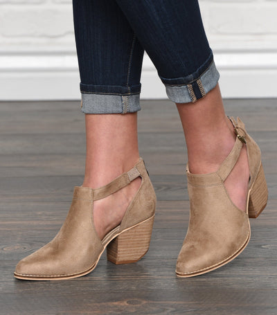 Carrie Ankle Boot