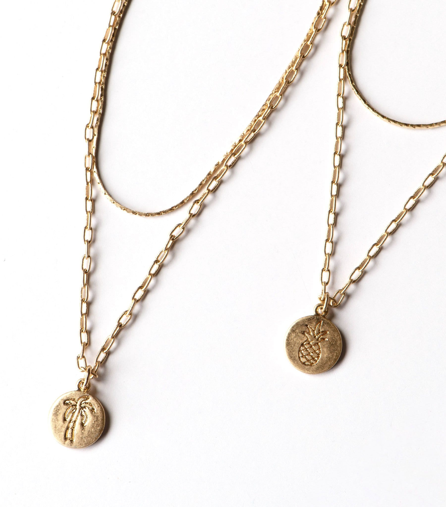 Charming Chain Necklace