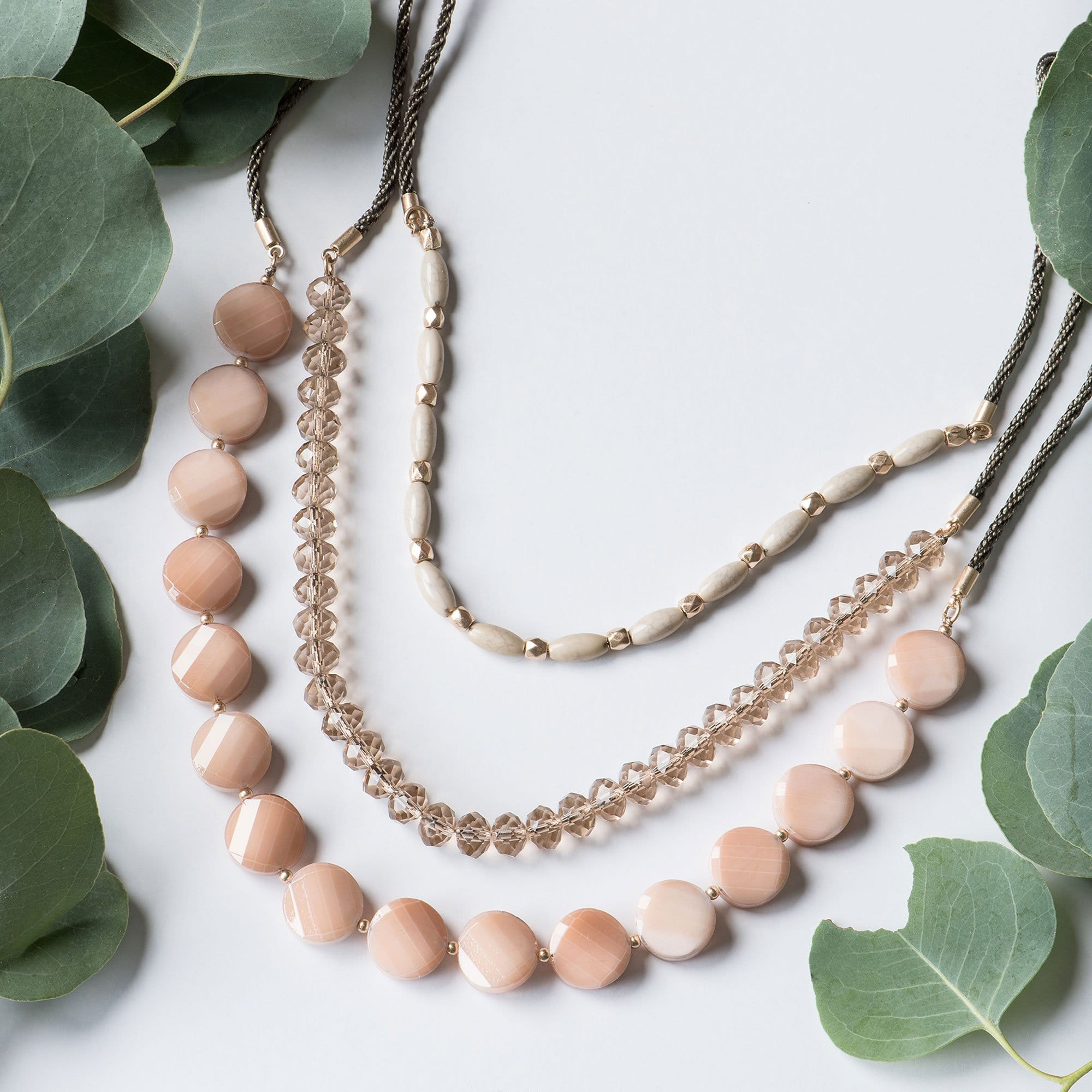 Wild For Blush Necklace
