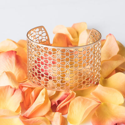 Terrace Filigree Cuff