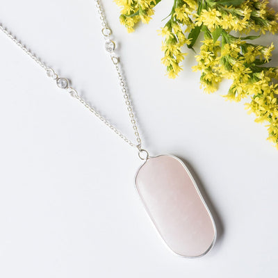 Beam of Light Necklace