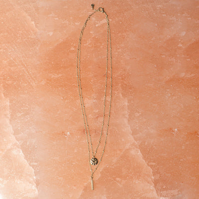 Boston Layered Necklace