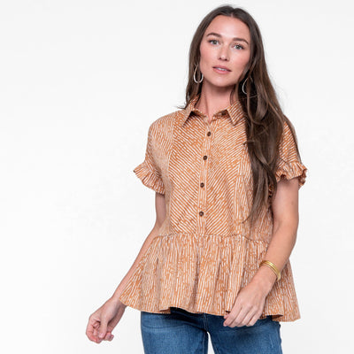 In The Element Blouse