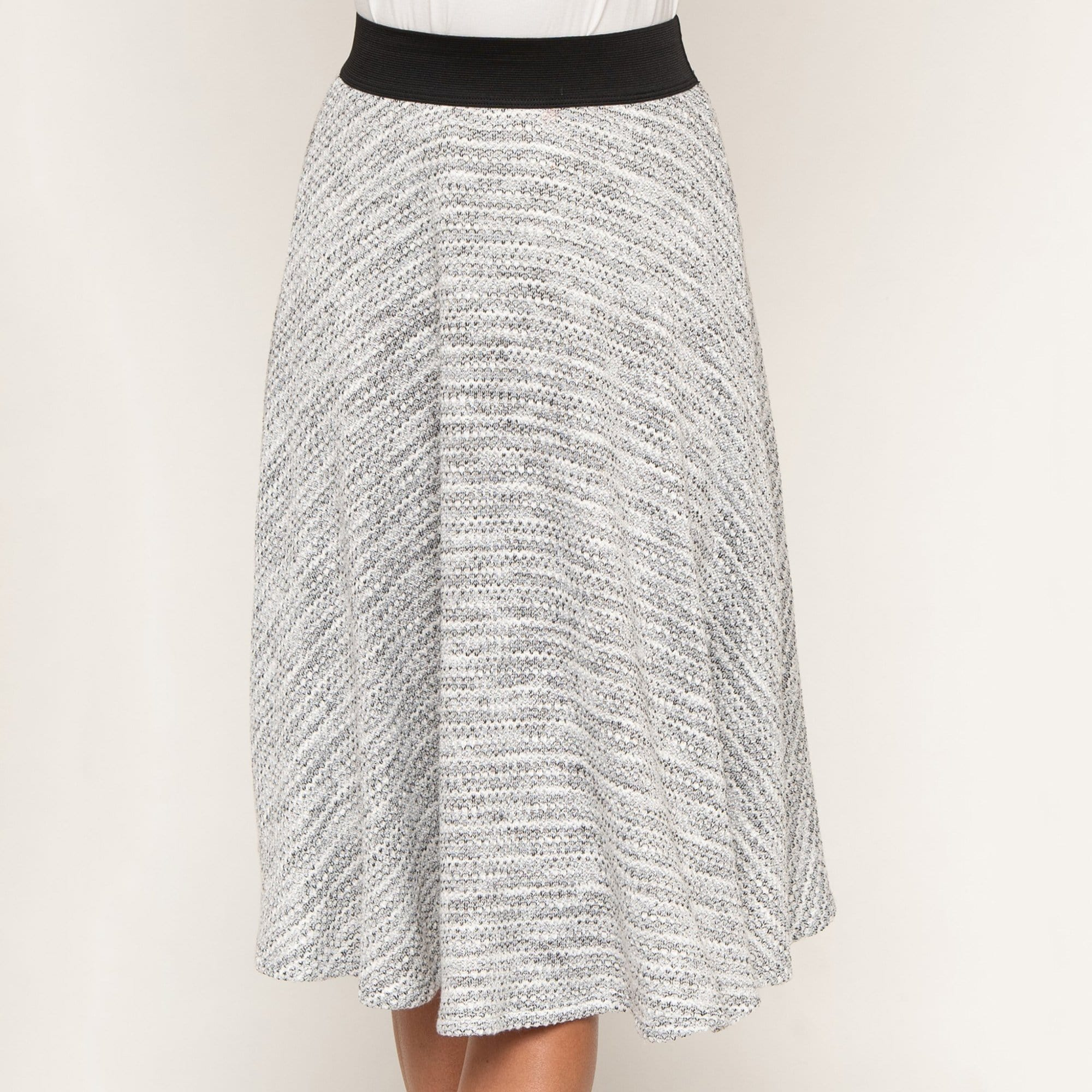 A Need for Tweed Skirt