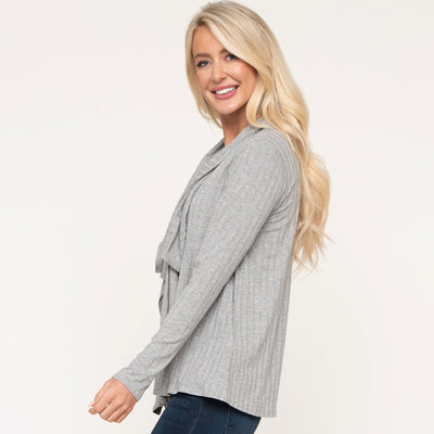 All About Fall Cardi