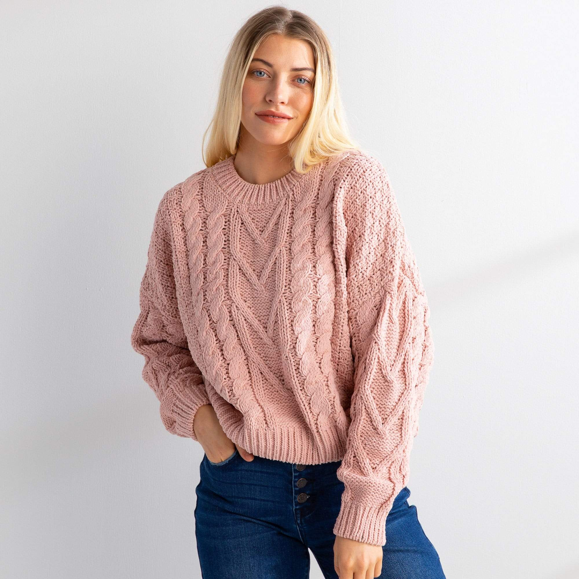 Cable Knit Basic