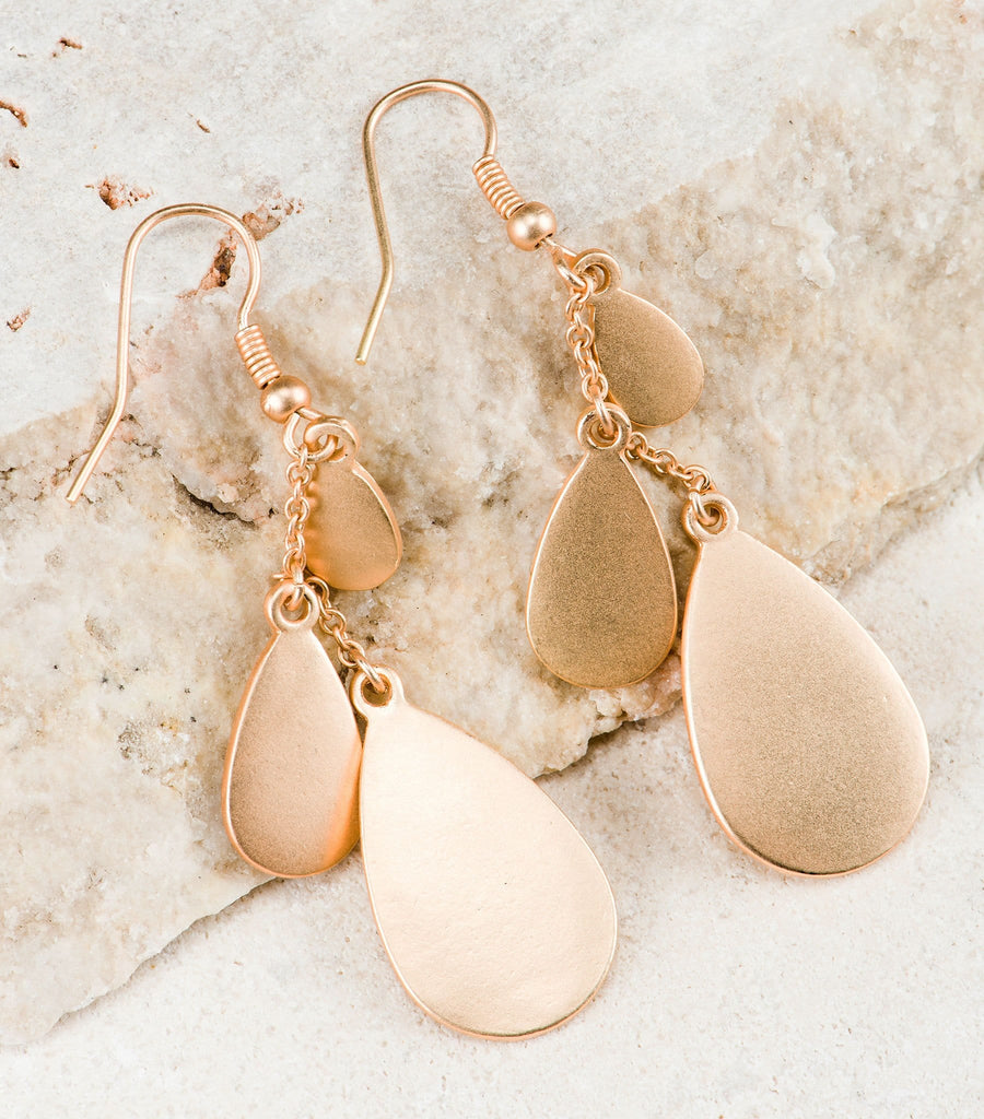 Falling Tears Earrings