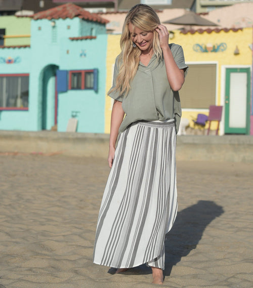 Divine Downtime Skirt