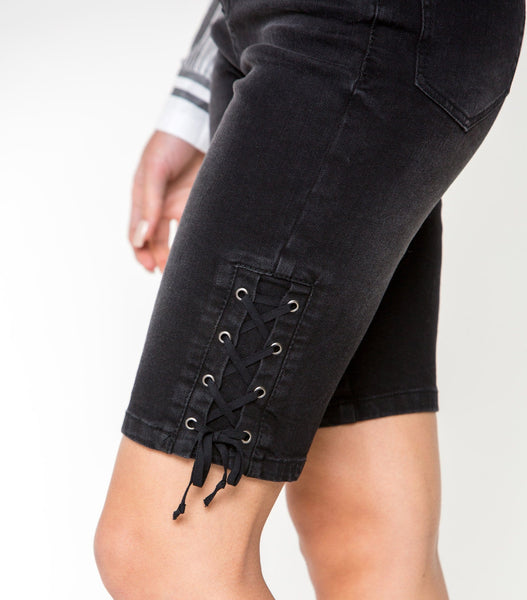 Laced Side Short