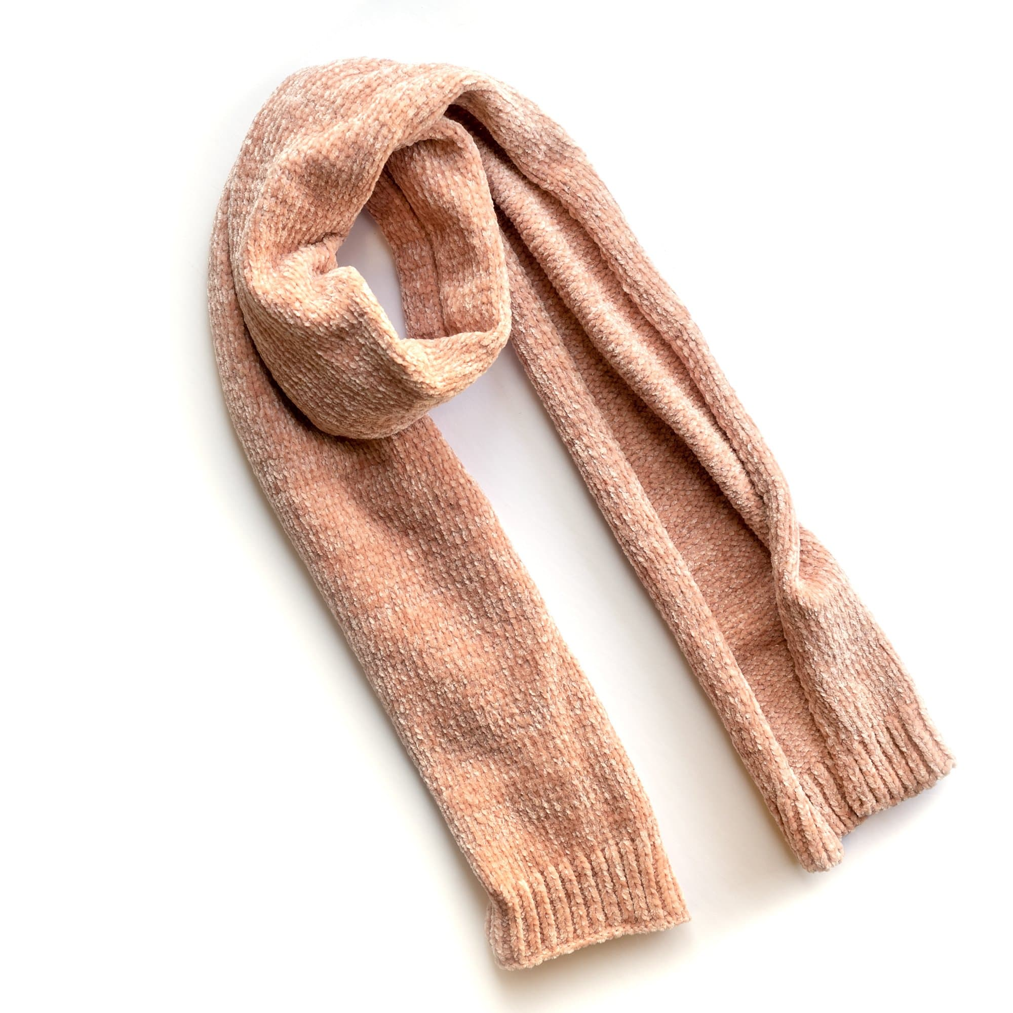 Chic Chenille Scarf