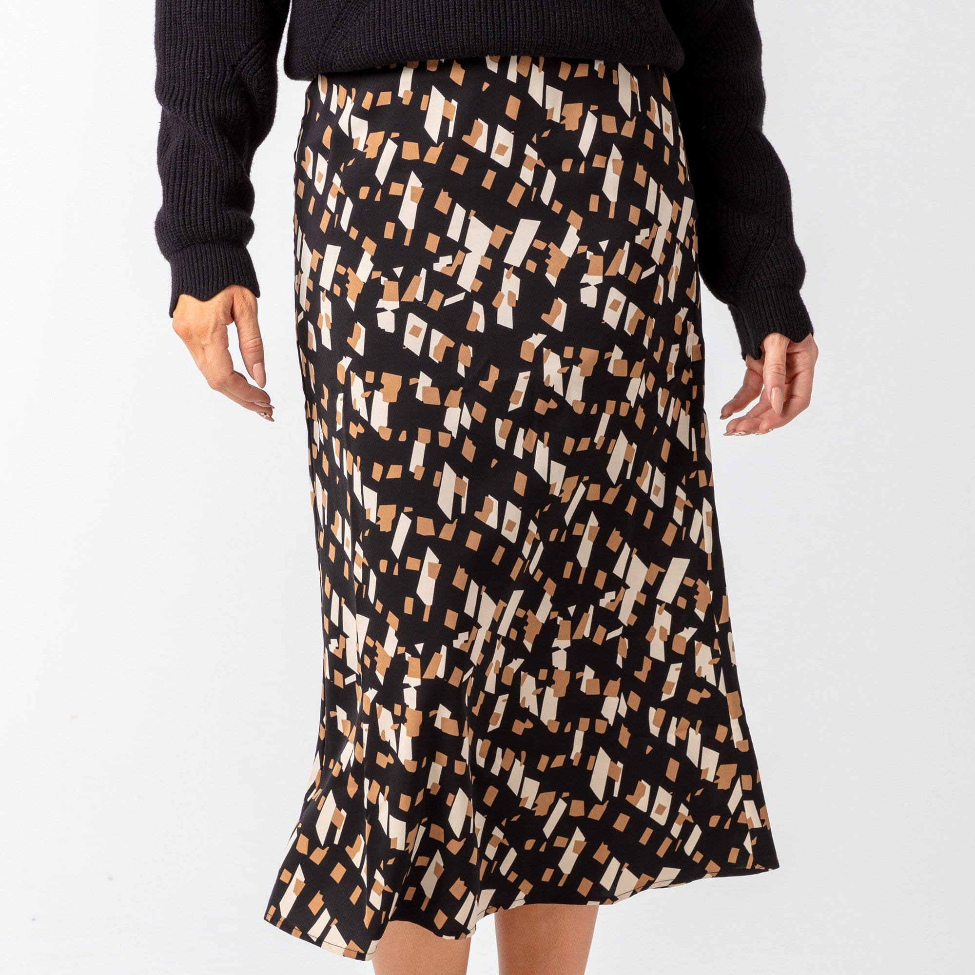 Brinley Printed Skirt