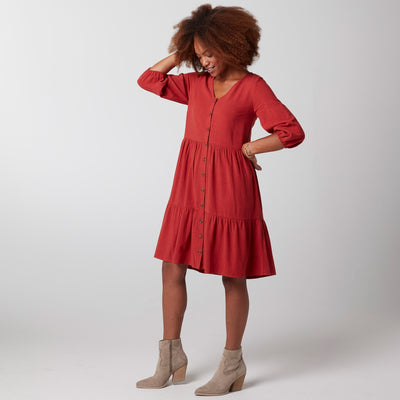 Ramona Tiered Dress