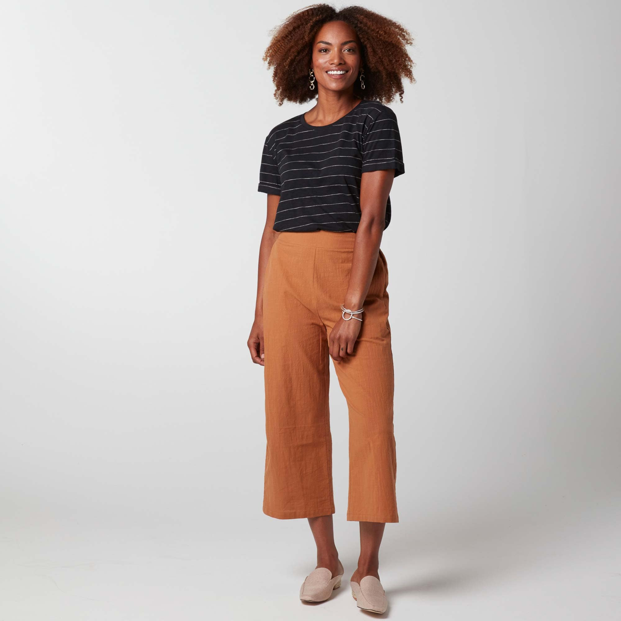 Statement Crop Pant