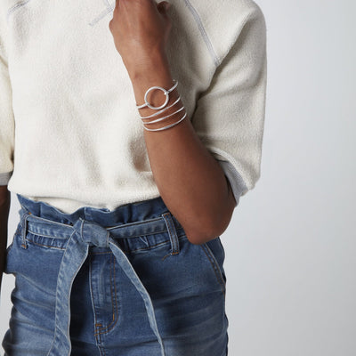 The Getaway Cuff Set