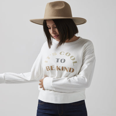 """Cool To Be Kind"" Top"