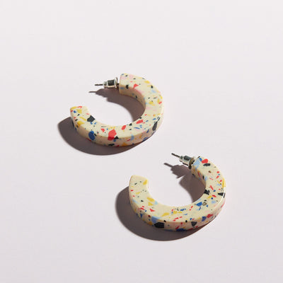 Terrazzo Twilight Earrings
