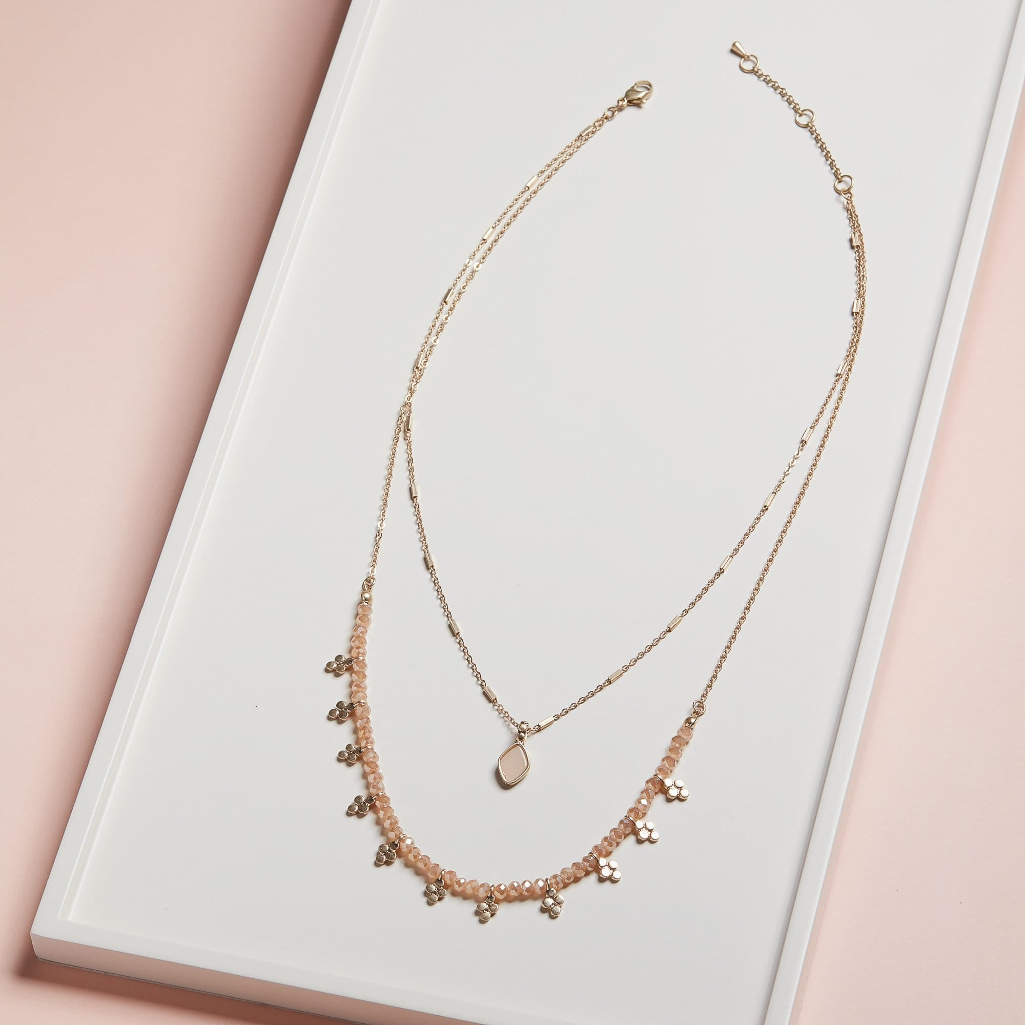 Lennon Double Layer Necklace