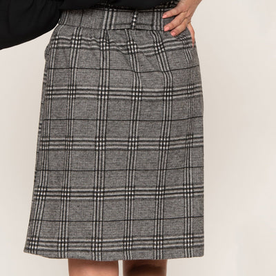 Good Girl Plaid Skirt