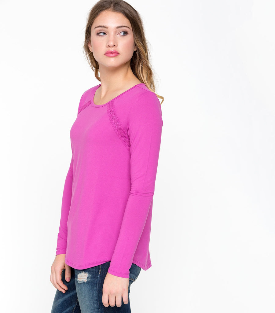Double Booked Top