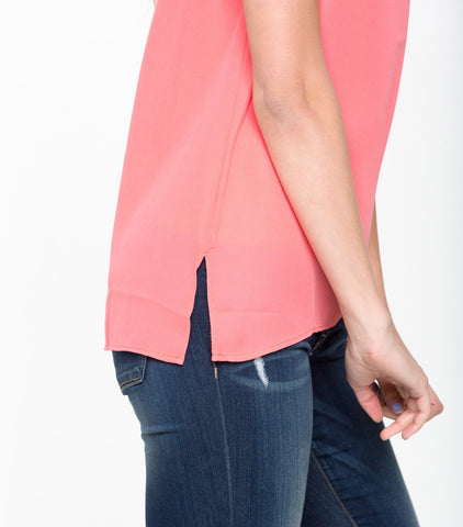 Keep Composed Blouse