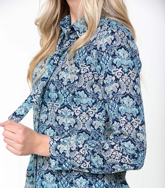 Roll With it Blouse